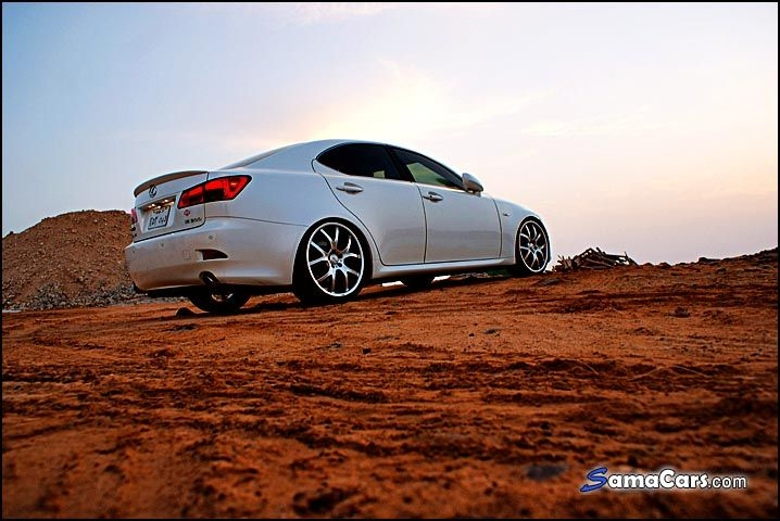 Another SAMA TEAM 2007 Lexus IS post... - 14554509