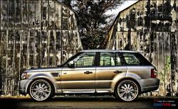 abo-sewars 2009 Land Rover Range Rover Sport