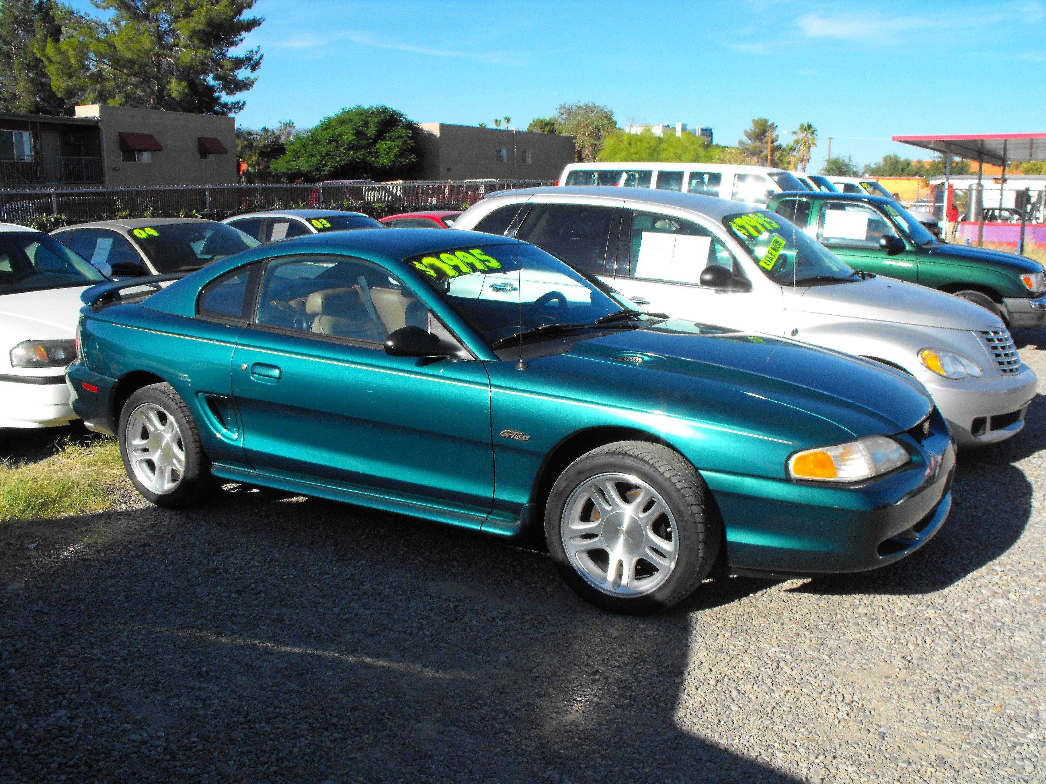Phatkat64 1998 ford mustanggt coupe 2d specs photos modification