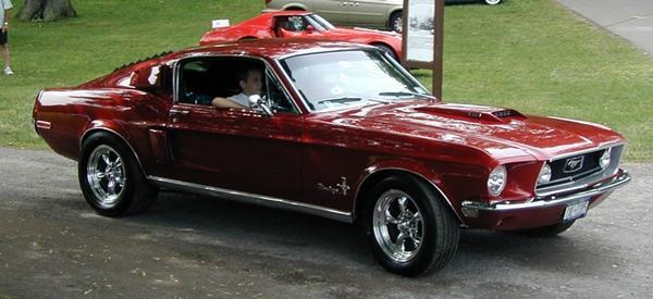 Another Sn1per4Sho 1968 Ford Mustang post... - 14556066