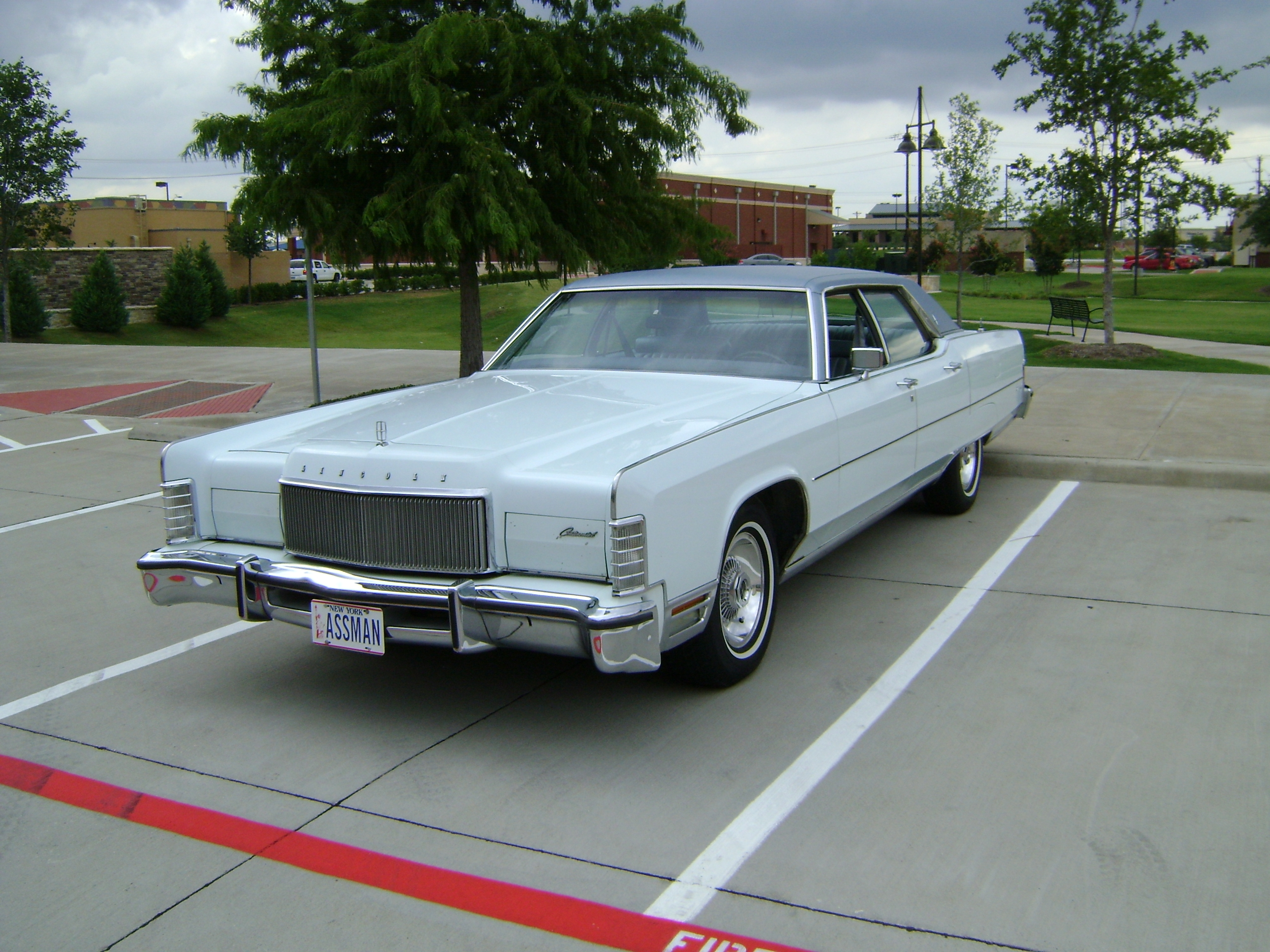 Another SMOKUSMAXIMUS 1974 Lincoln Continental post... - 14556163