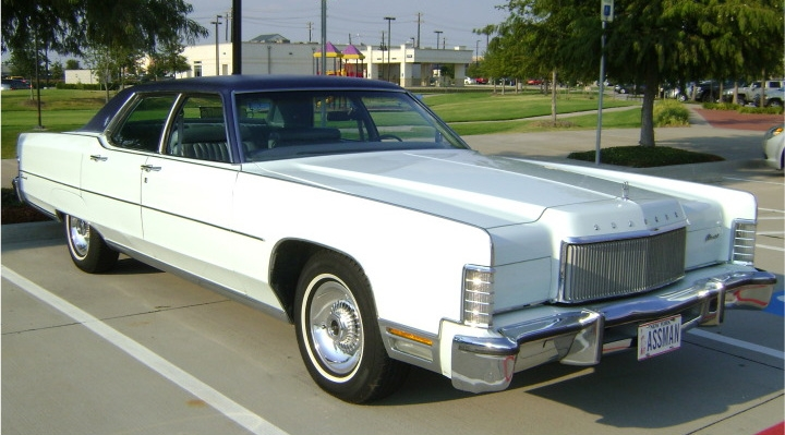 Another SMOKUSMAXIMUS 1974 Lincoln Continental post... - 14556170