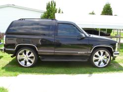 Gtrucks 1997 Chevrolet Tahoe