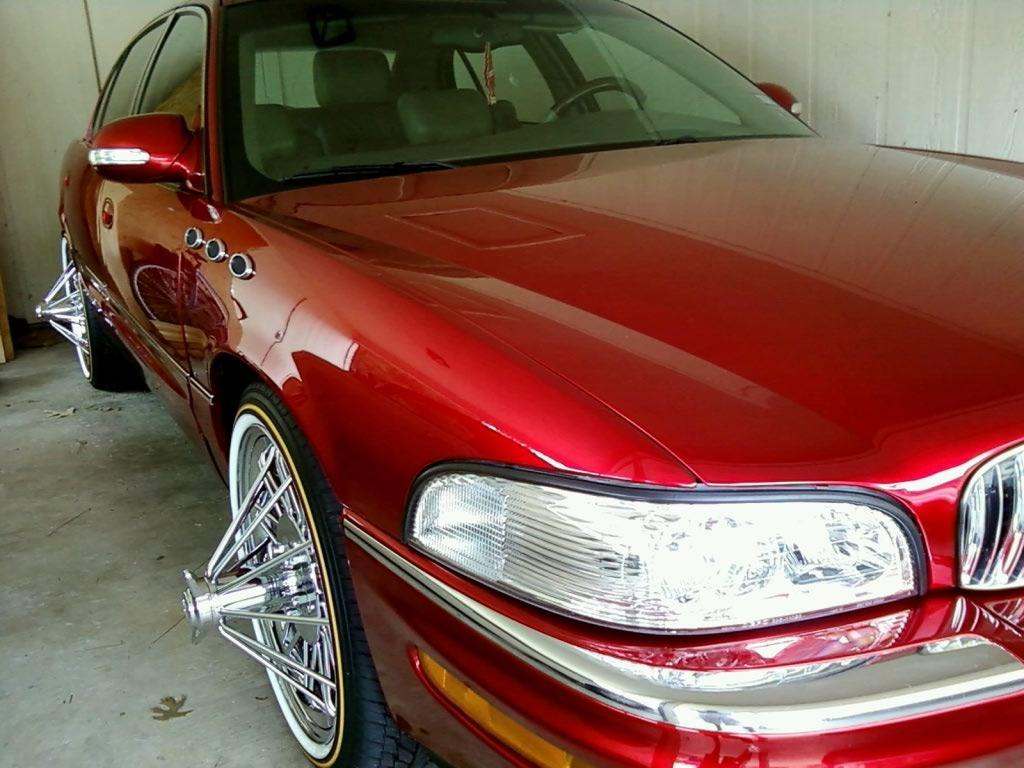 Another stephon713 2001 Buick Park Avenue post... - 14556382