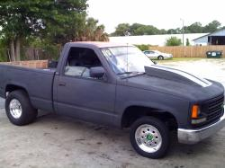 MyMule 1990 Chevrolet 1500 Extended Cab