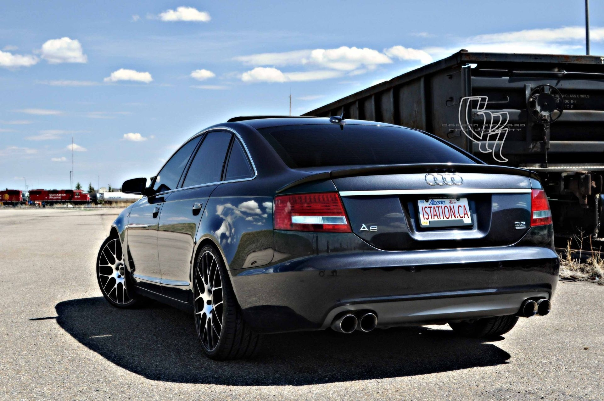 Fueld Designs 2006 Audi A6 Specs Photos Modification Info At Cardomain