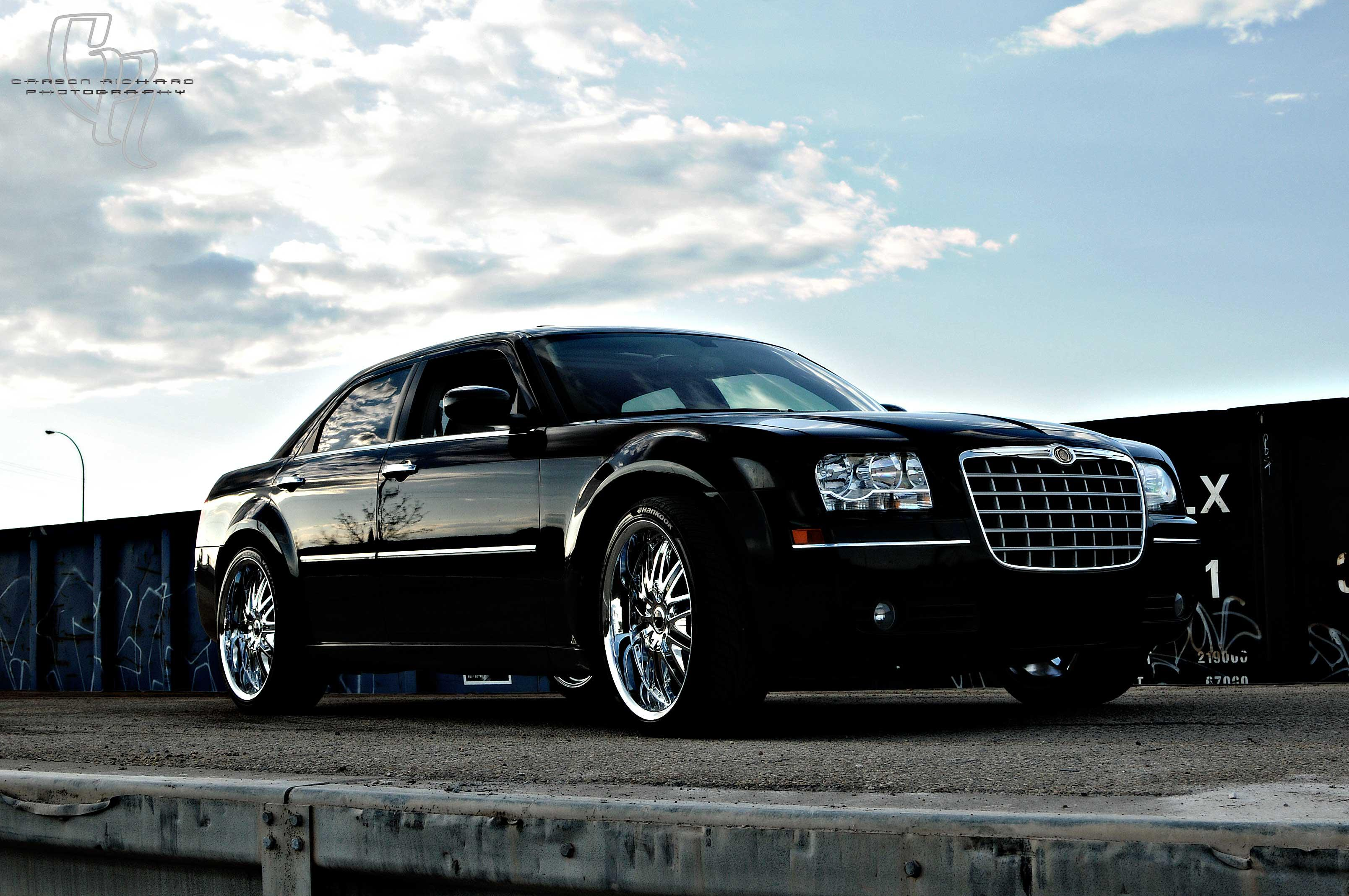 Fueld designs 2007 chrysler 300 specs photos - 2007 chrysler 300 custom interior ...