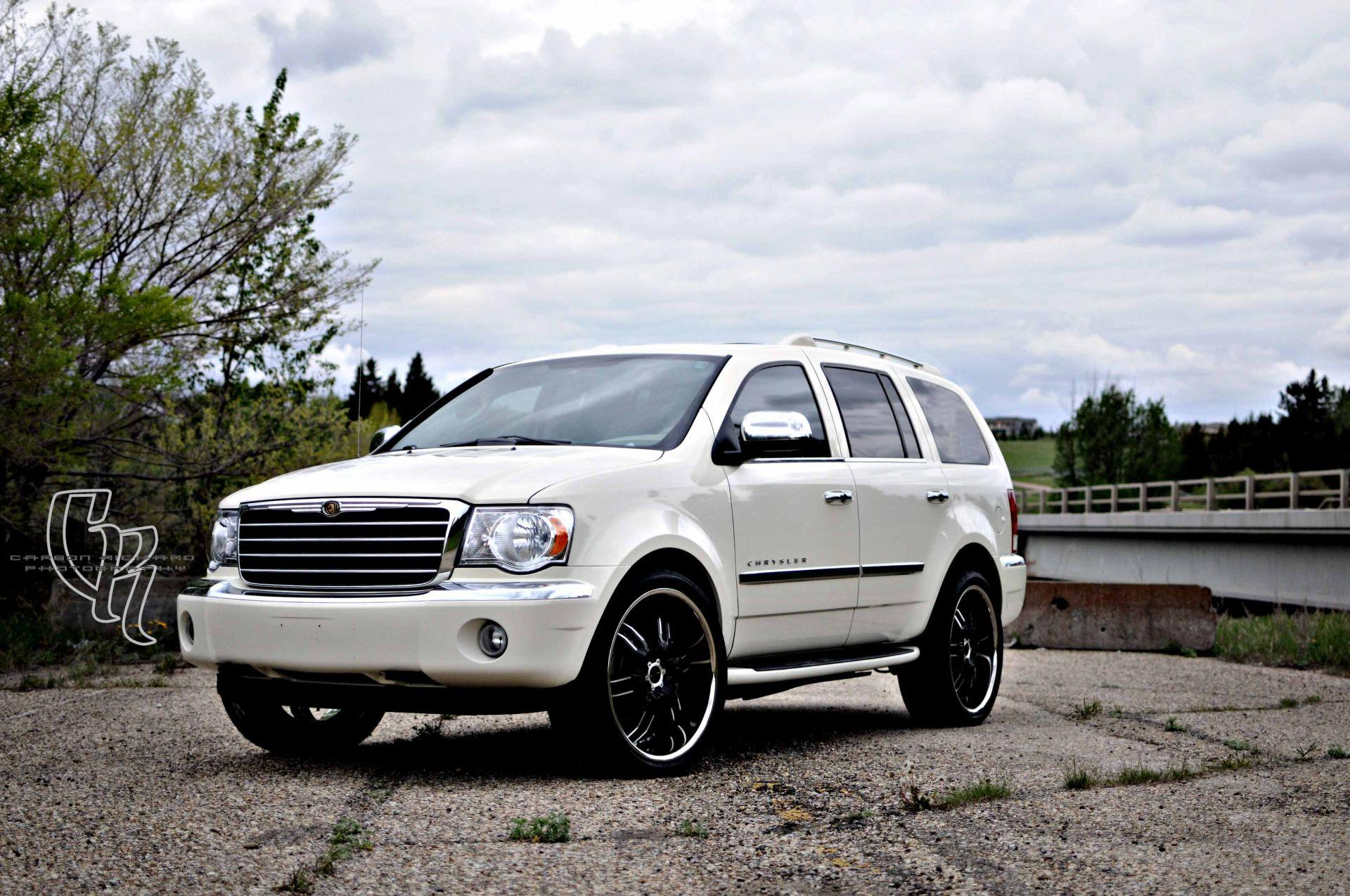 Fueld Designs 2009 Chrysler Aspen Specs Photos