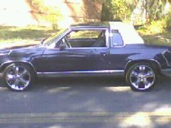 gawgakeiths 1985 Oldsmobile Cutlass Supreme