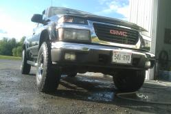 pwned88 2007 GMC Canyon Extended Cab