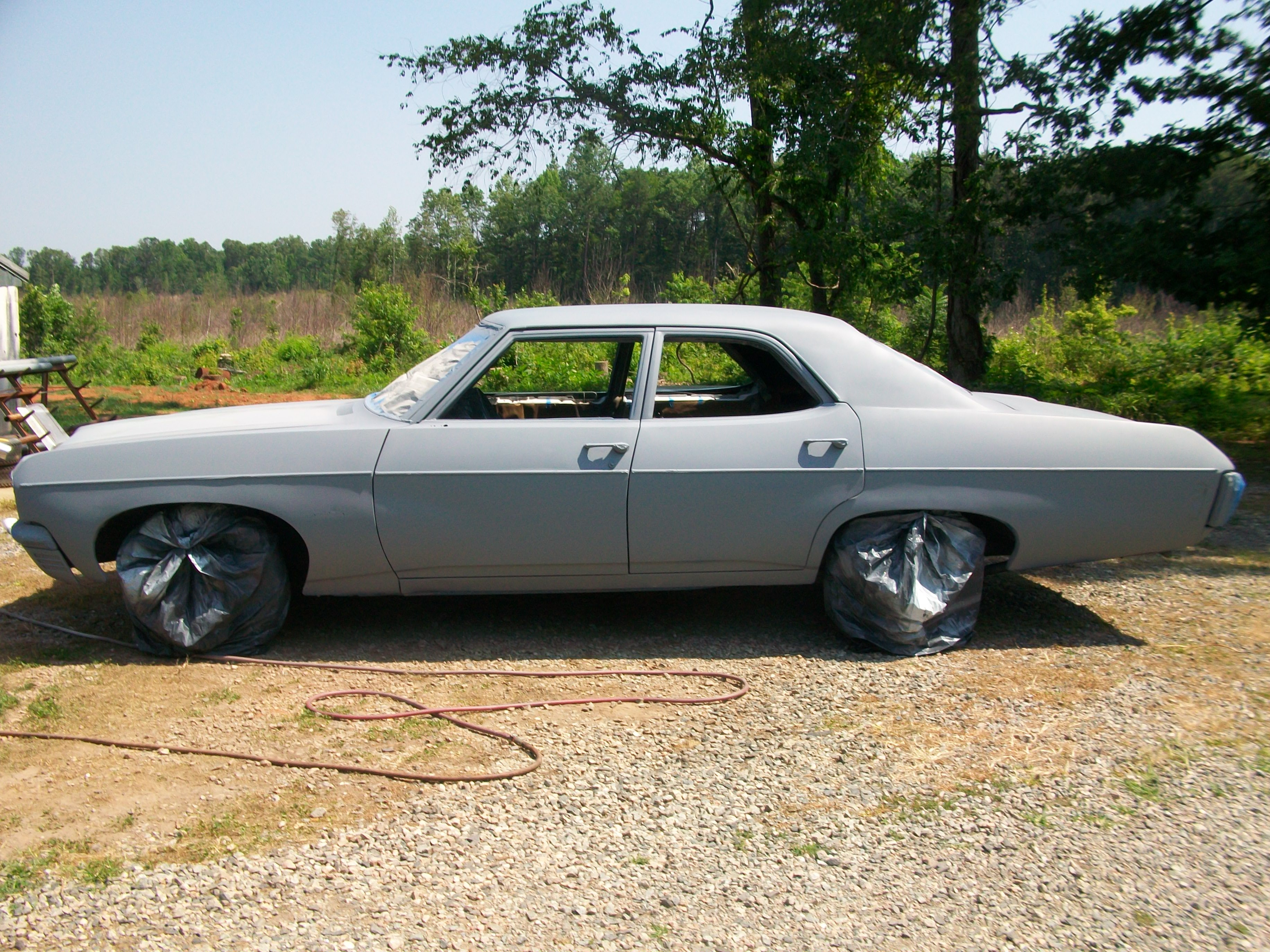 dickel 1970 Chevrolet Bel Air Specs, Photos, Modification ...