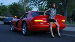 DesertPinupss 1997 Dodge Viper