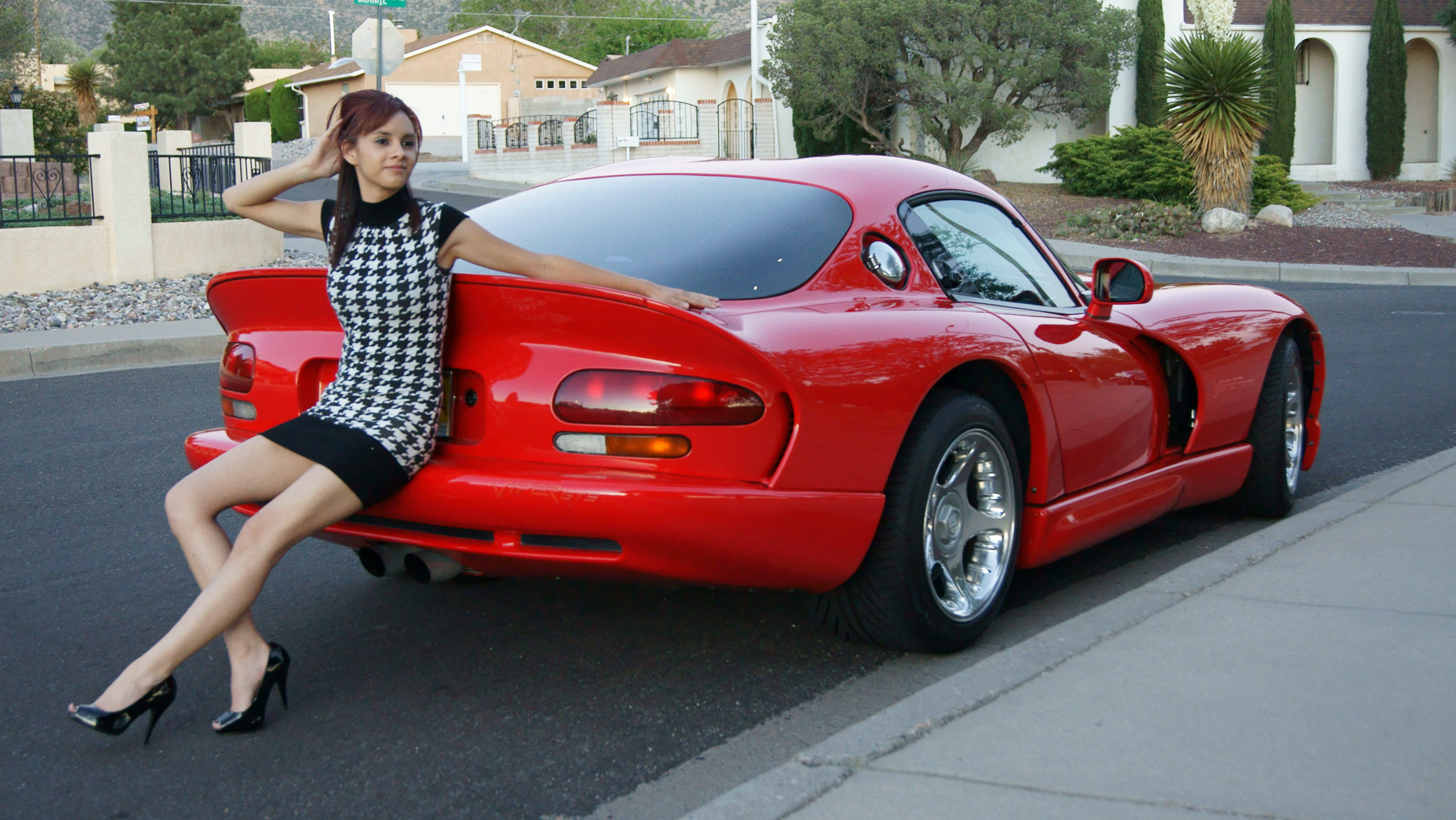 Desertpinups 1997 Dodge Vipergts Coupe 2d Specs Photos
