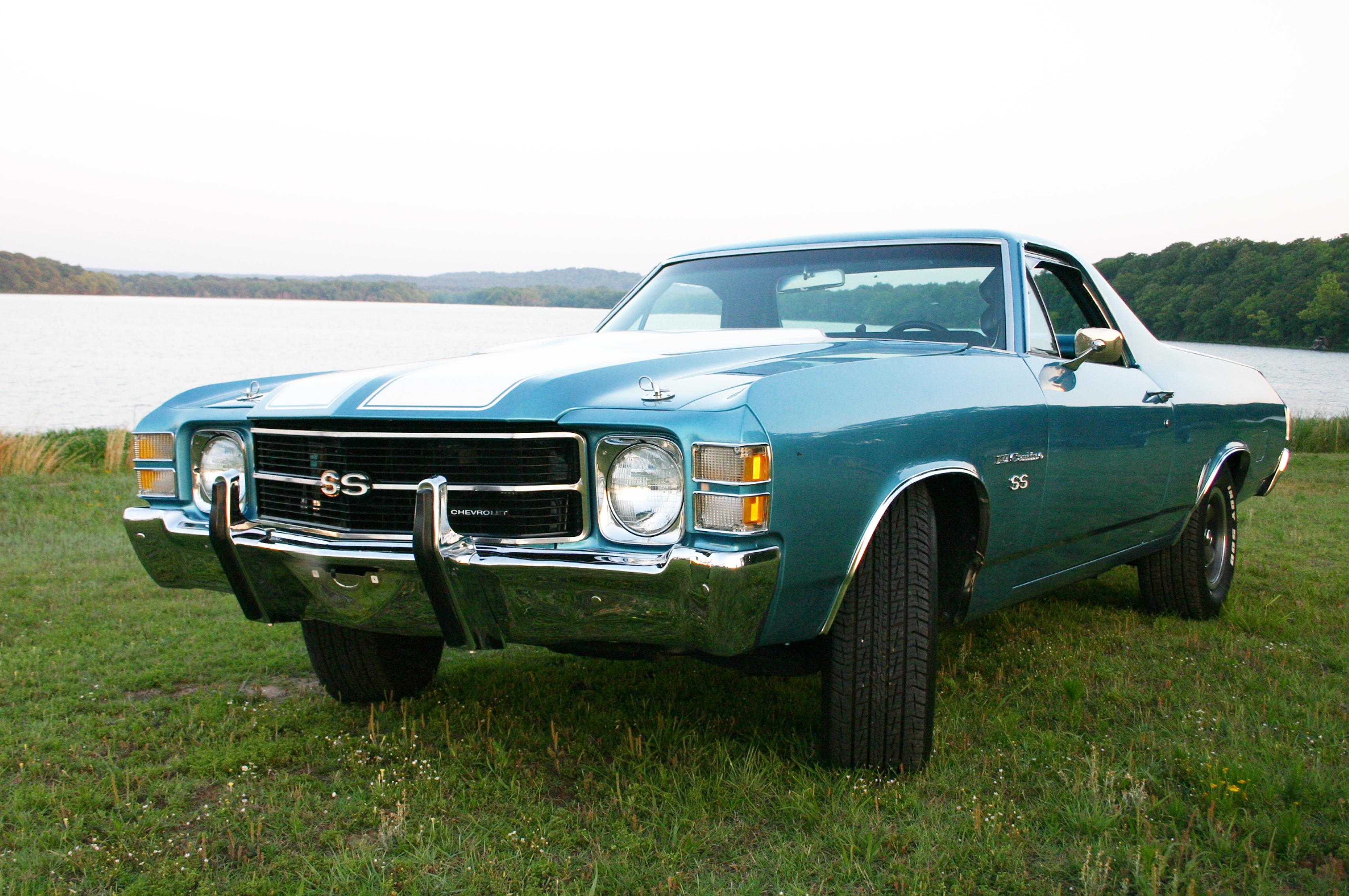 flubyu2 1971 Chevrolet El Camino Specs Photos Modification Info