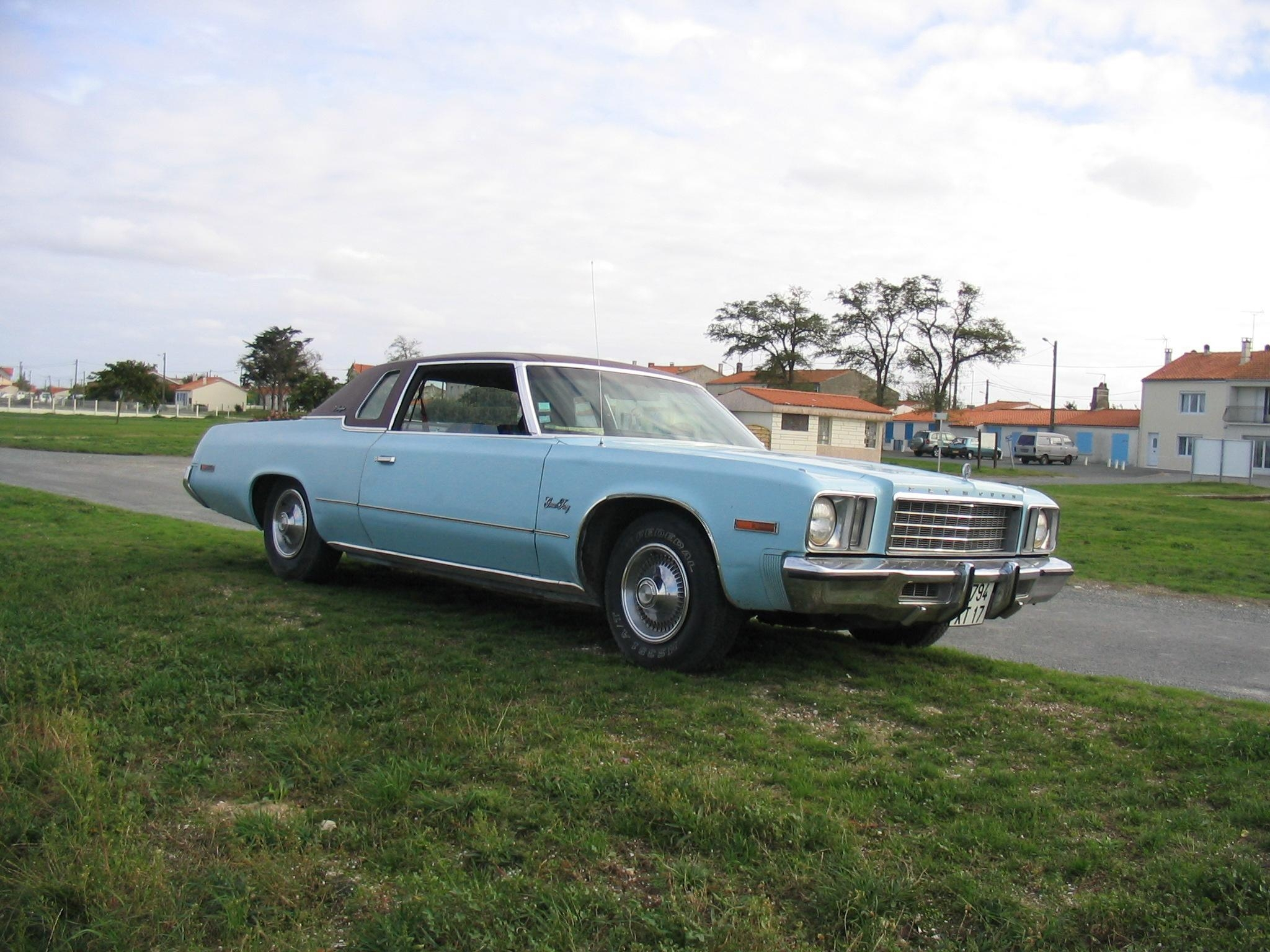 Pierrot17 1975 Plymouth Gran Fury