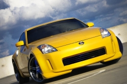vshots 2005 Nissan 350Z