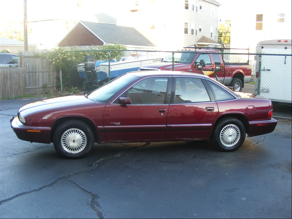 This is my 1996 Buick Regal