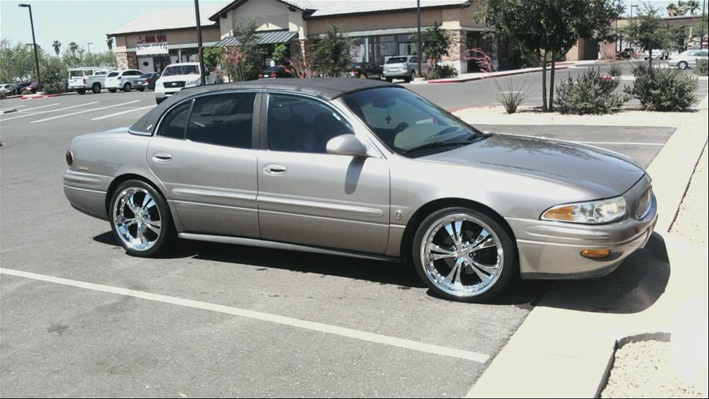Large on 2000 Buick Lesabre Limited Problems