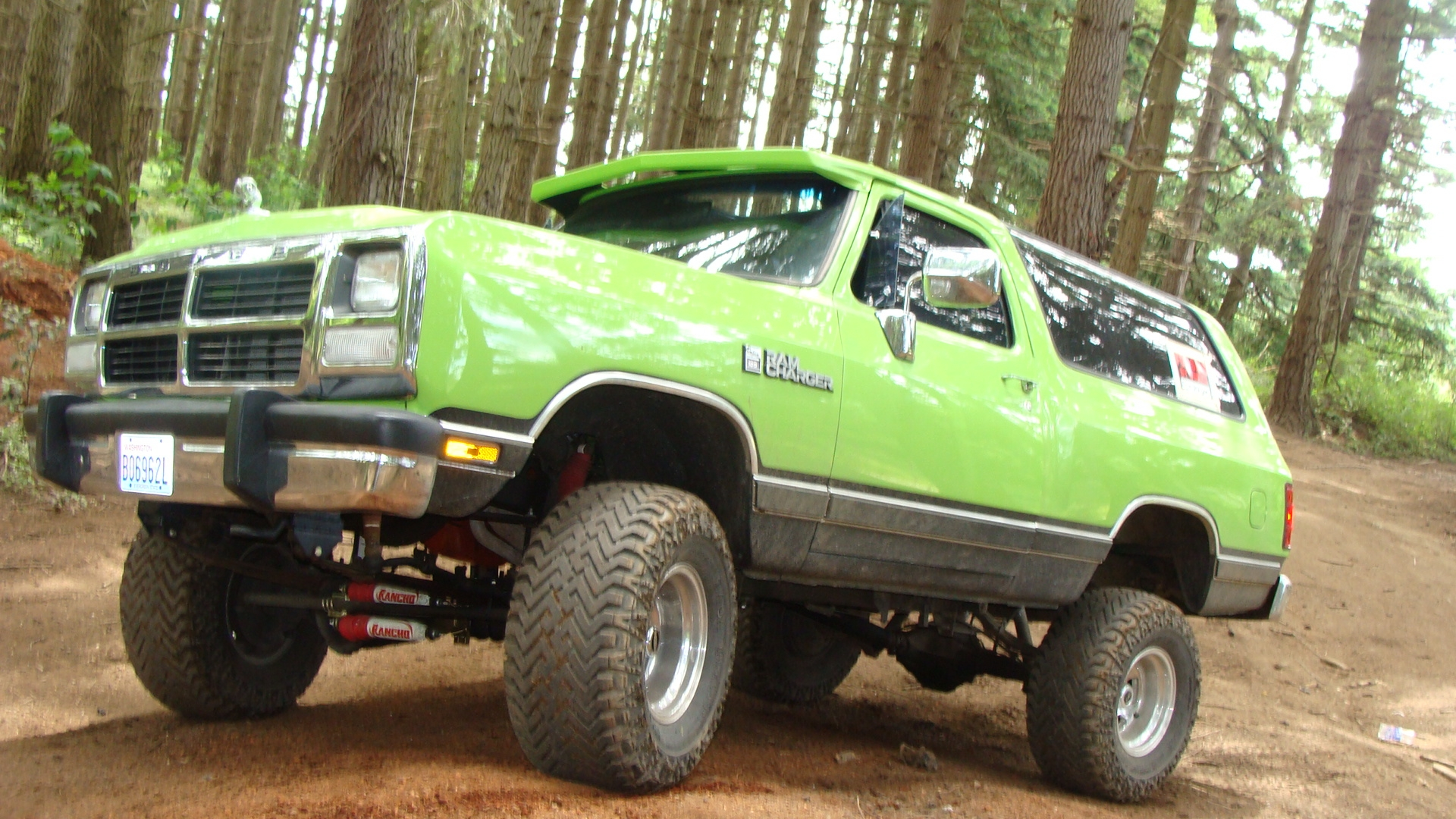 dodge se for equiped prospector with sale ramcharger other packages