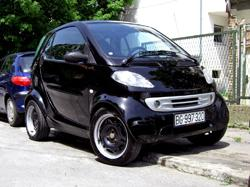 DELracing 2002 smart fortwo