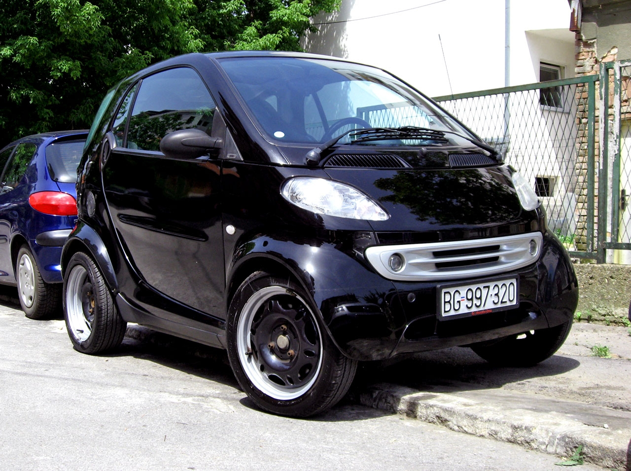 Another DELracing 2002 smart fortwo post... - 14560566