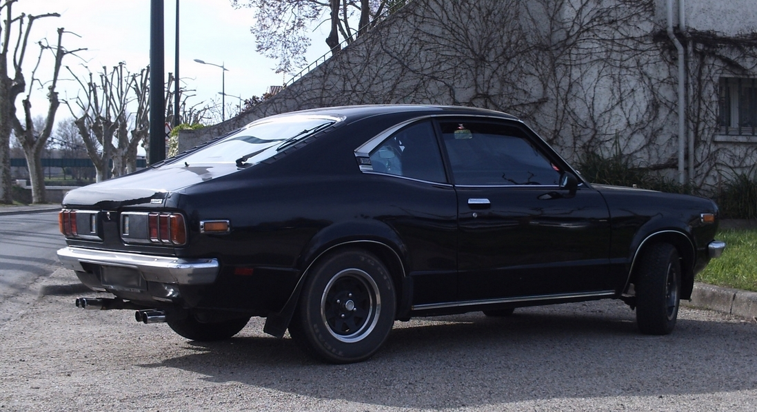 Another teperispoostia 1979 Mazda 808 post... - 14560609