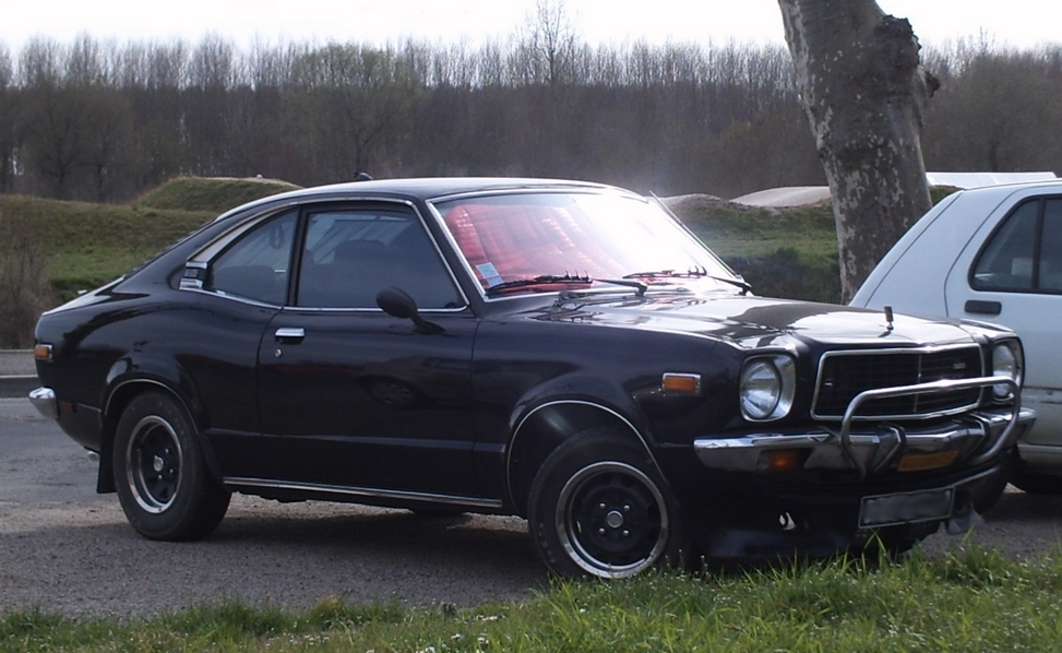 Another teperispoostia 1979 Mazda 808 post... - 14560610
