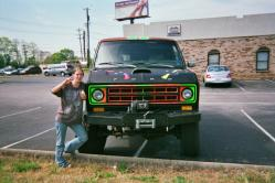 texas_onehit 1978 Ford E350 Super Duty Passenger