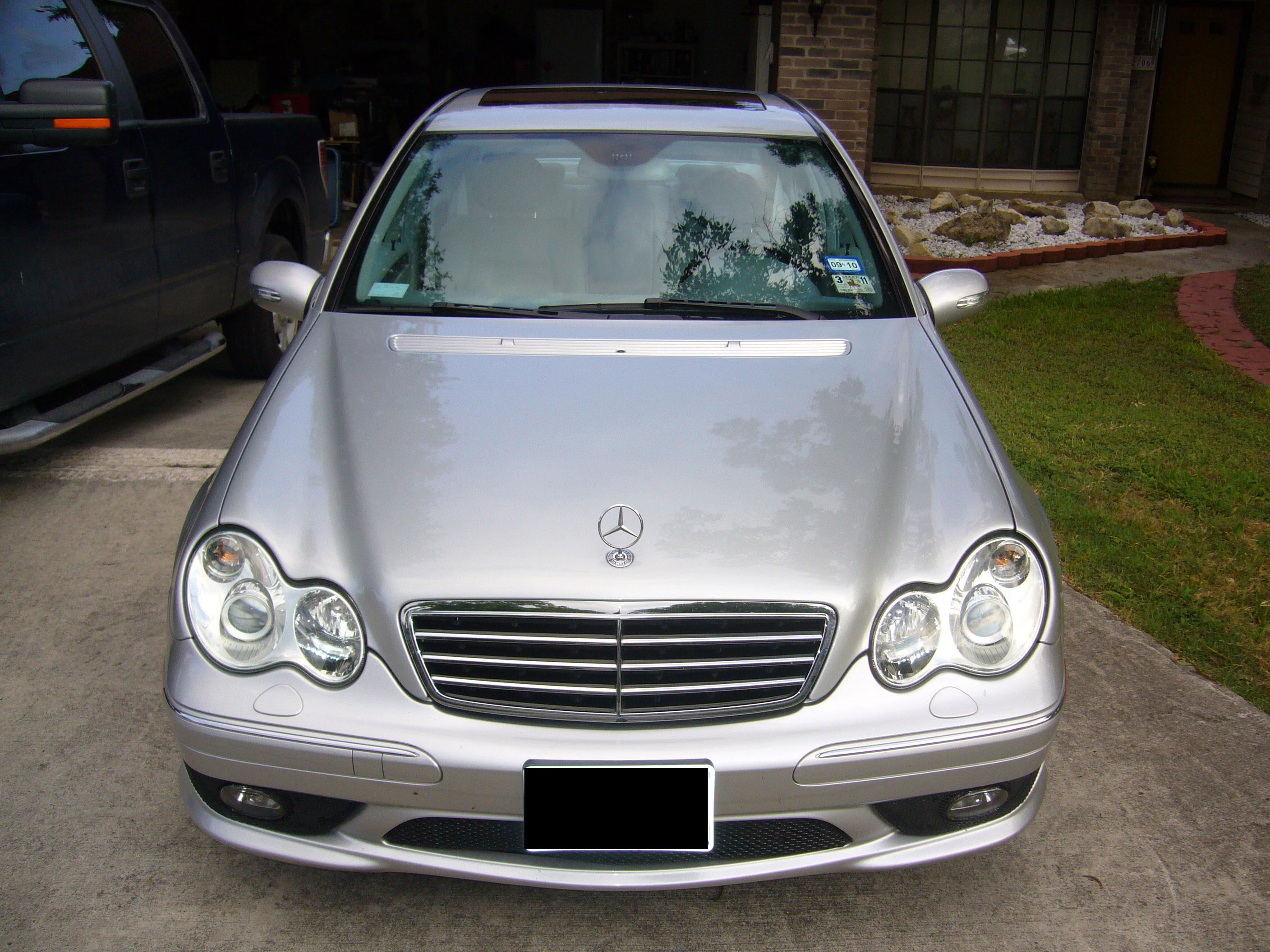 Jordance 2005 mercedes benz c class specs photos for 2005 mercedes benz c class