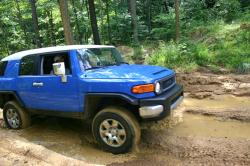 Cuthdiggitydoggs 2007 Toyota FJ Cruiser