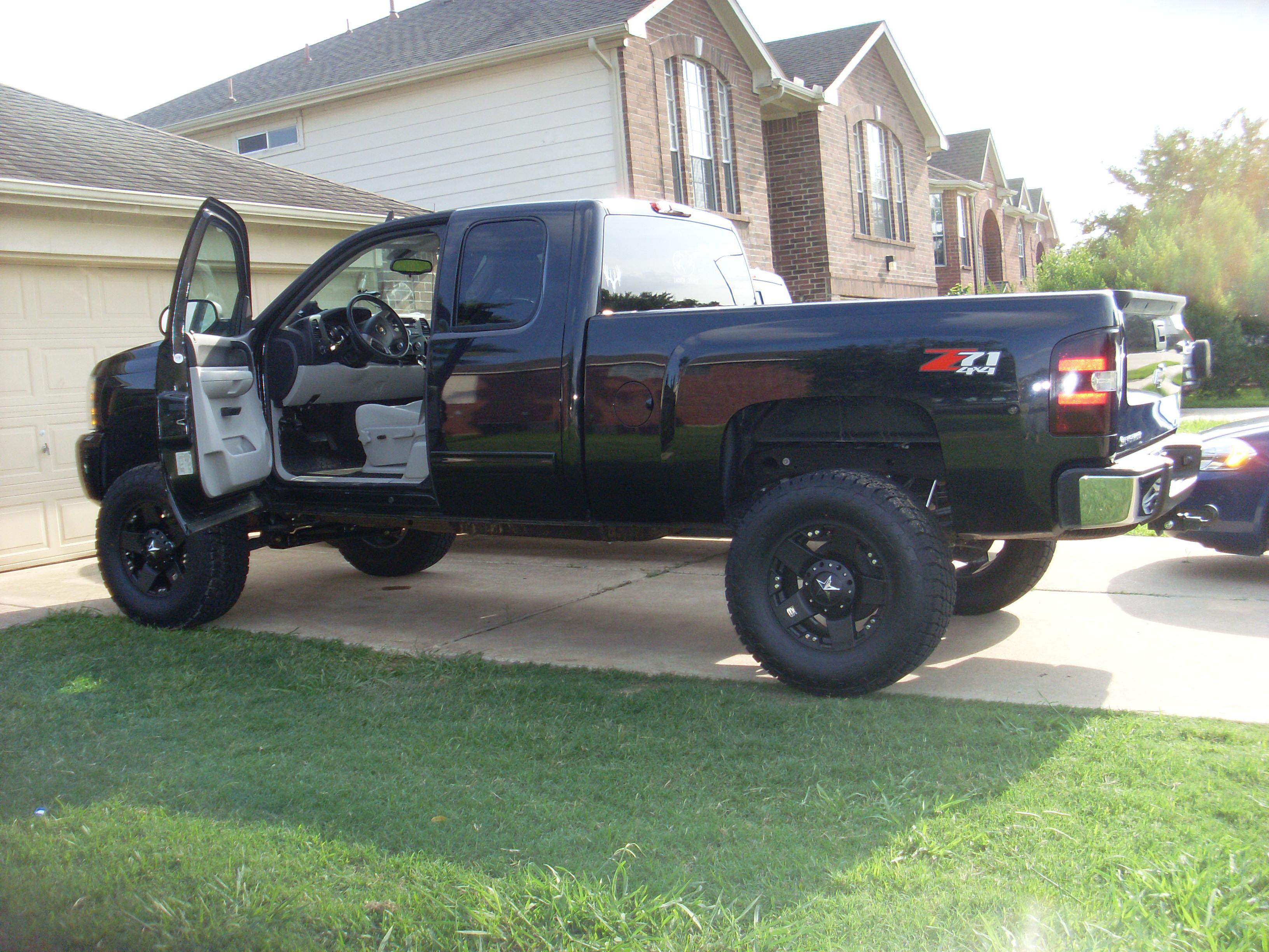 Lifted Chevy Silverado Houston Autos Post