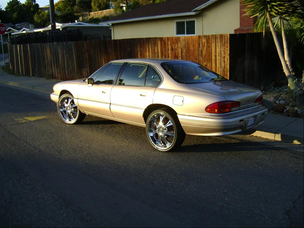 1995 Pontiac Bonneville SE Sedan 4D - VallejoUHo, CA owned by ...