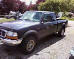 PhunkyMunky 2000 Ford Ranger Regular Cab