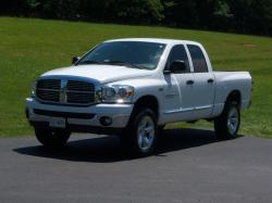 robbye02rams 2007 Dodge Ram 1500 Regular Cab