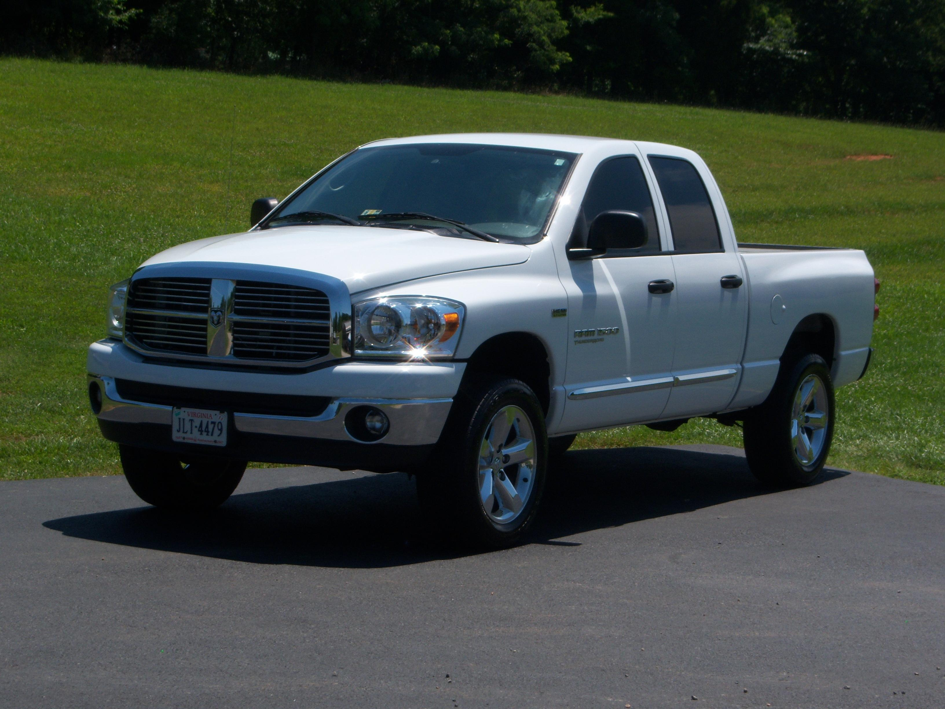 robbye02ram 2007 dodge ram 1500 regular cab specs photos modification info at cardomain. Black Bedroom Furniture Sets. Home Design Ideas