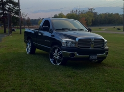 jgrlobo11s 2006 Dodge Ram 1500 Regular Cab