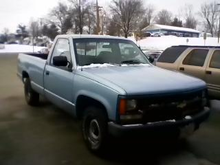 Another thereaper122 1992 Chevrolet 1500 Regular Cab post... - 14562647