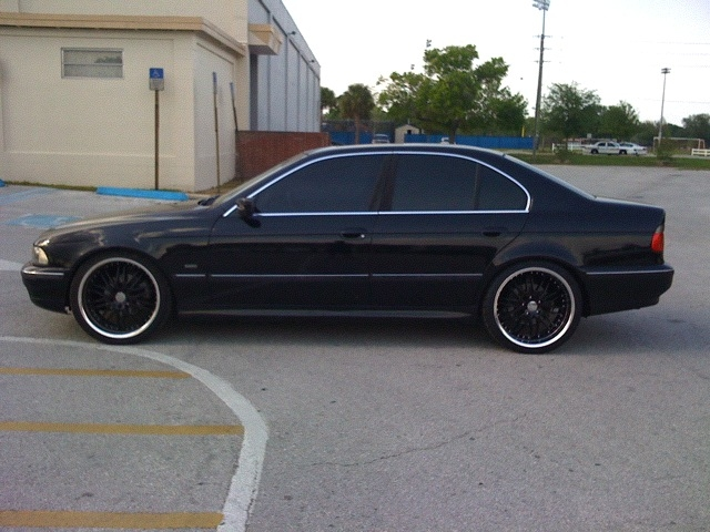 scottnemiro 1999 BMW 5 Series Specs Photos Modification Info at
