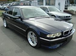 xtrodinary1s 1995 BMW 7 Series