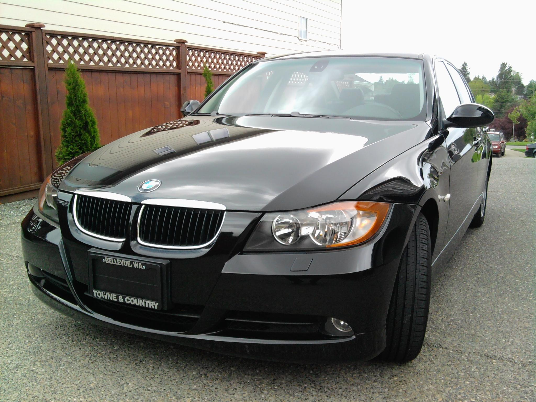 2007 bmw 328i coupe mpg