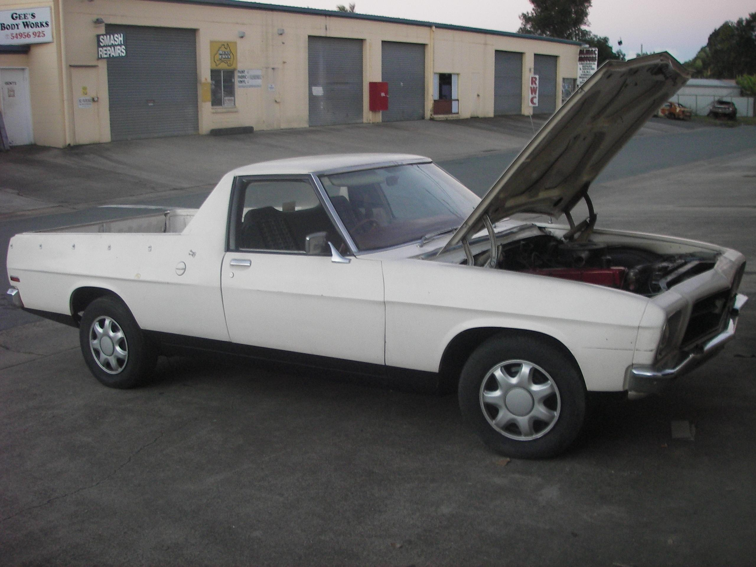 Another hergey 1973 Holden Ute post... - 14564596