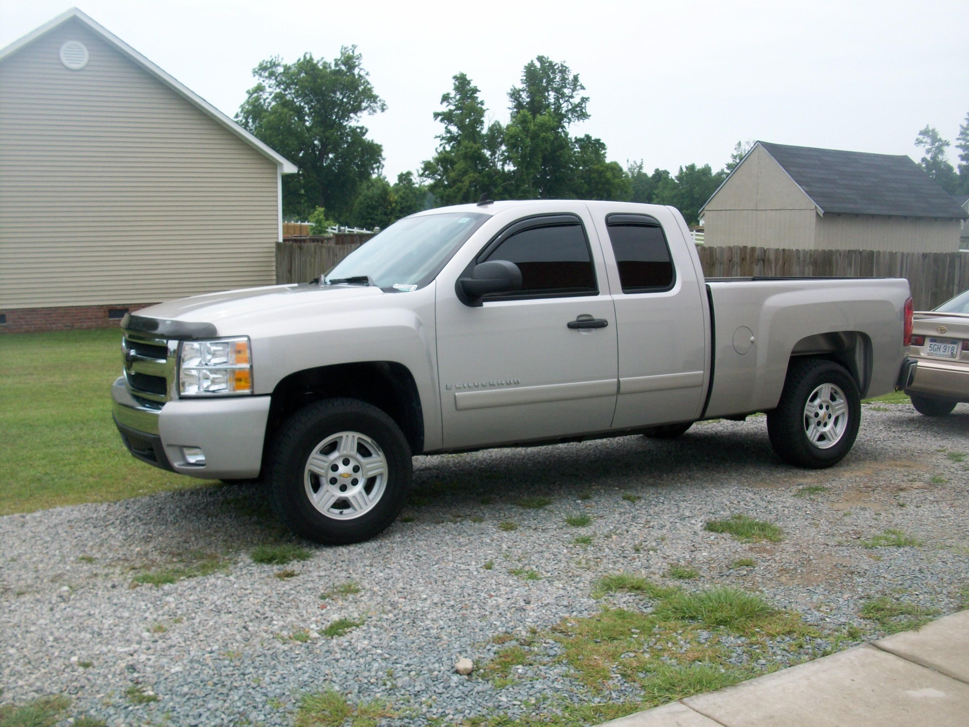 nc quadking 39 s 2008 chevrolet silverado 1500 extended cab in wilmington nc. Black Bedroom Furniture Sets. Home Design Ideas