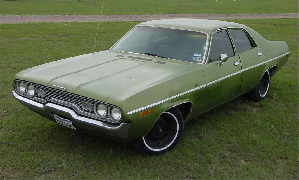 1971 Plymouth Satellite 4 Door http://www.cardomain.com/ride/3865380/1971-plymouth-satellite/