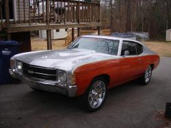 strokinondubss 1971 Chevrolet Chevelle