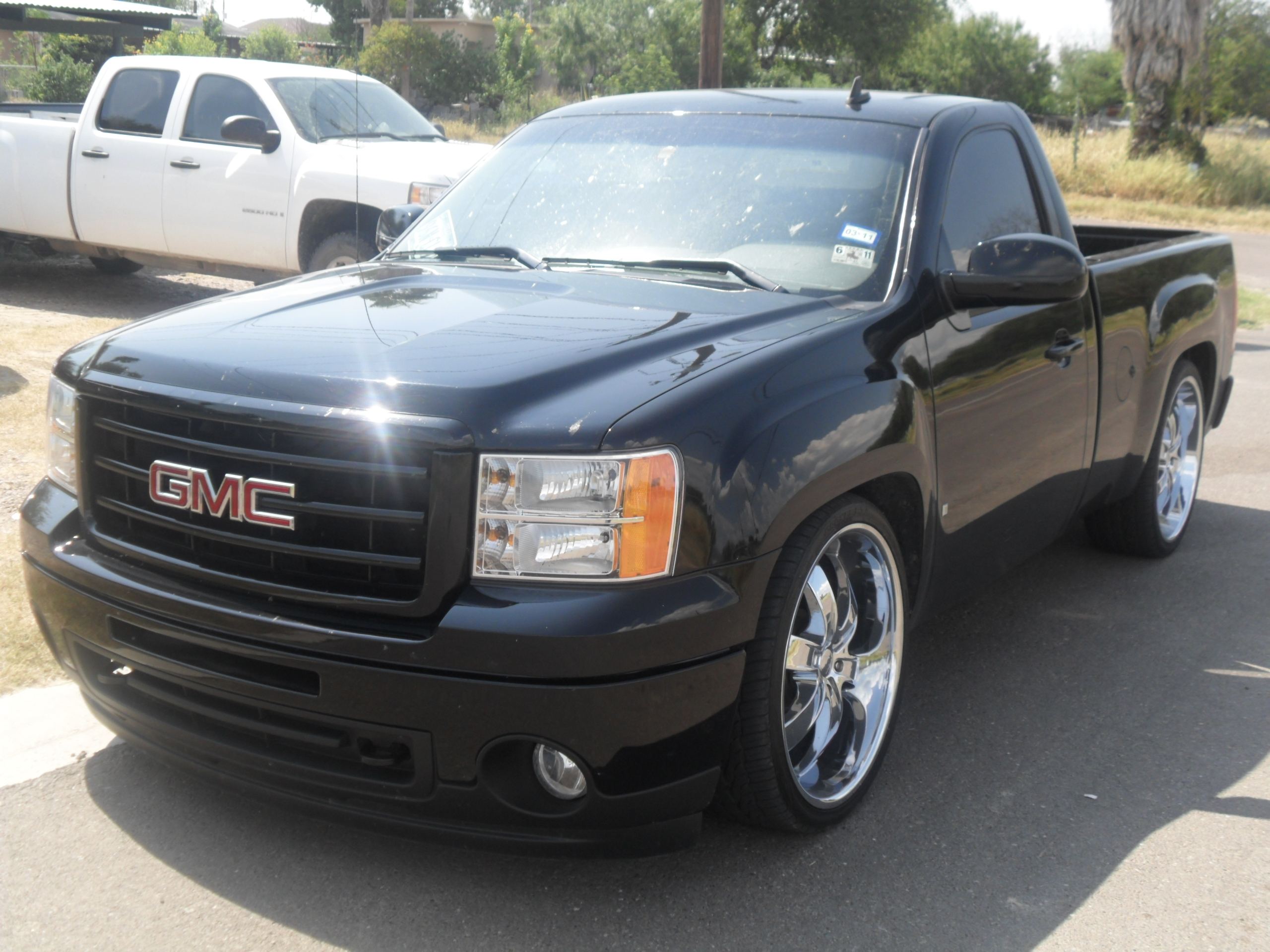 roggie9 2009 gmc sierra 1500 regular cab specs photos. Black Bedroom Furniture Sets. Home Design Ideas