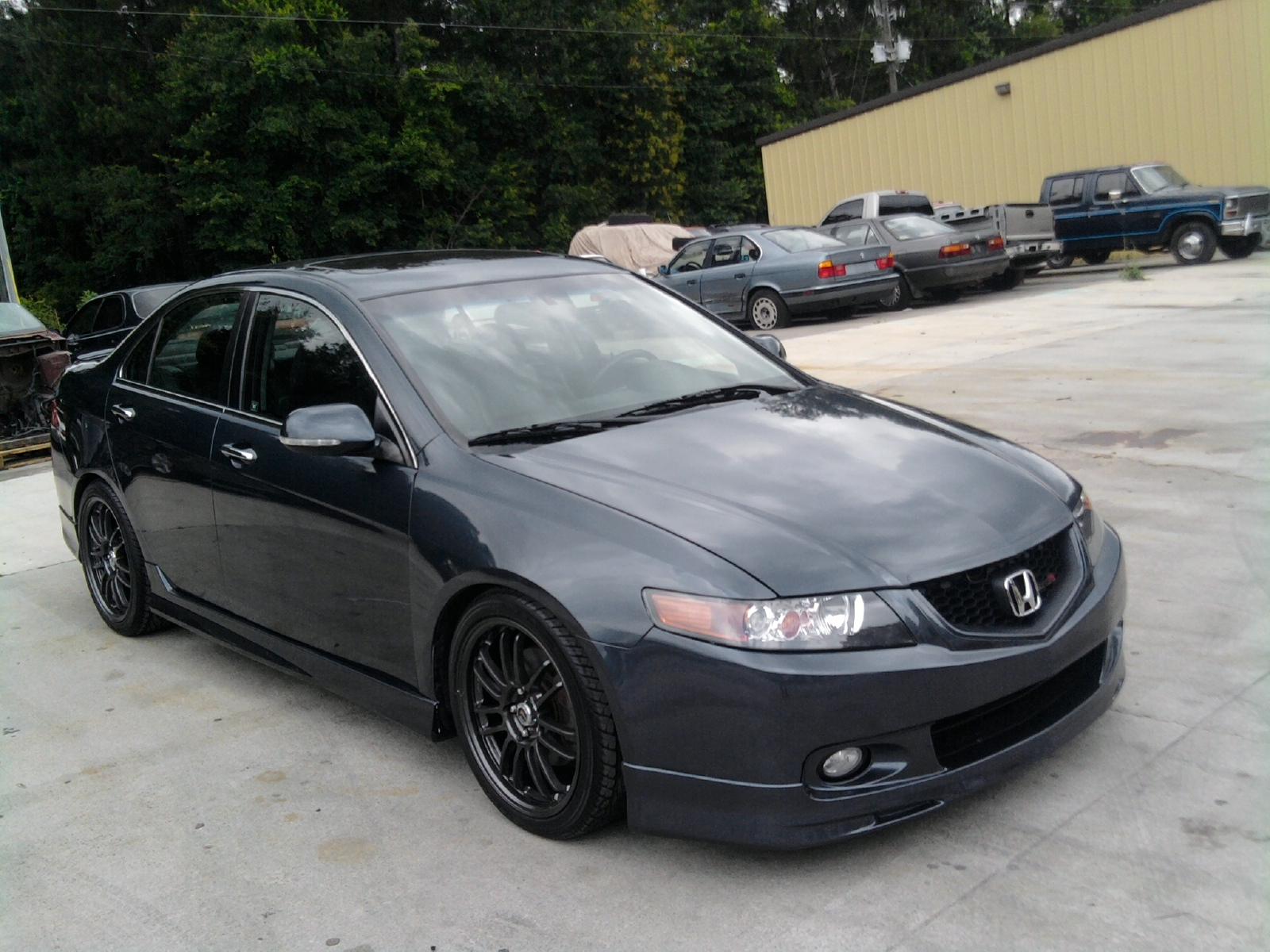 Craigcreationz 2004 Acura Tsxsedan 4d Specs Photos Modification Info At Cardomain