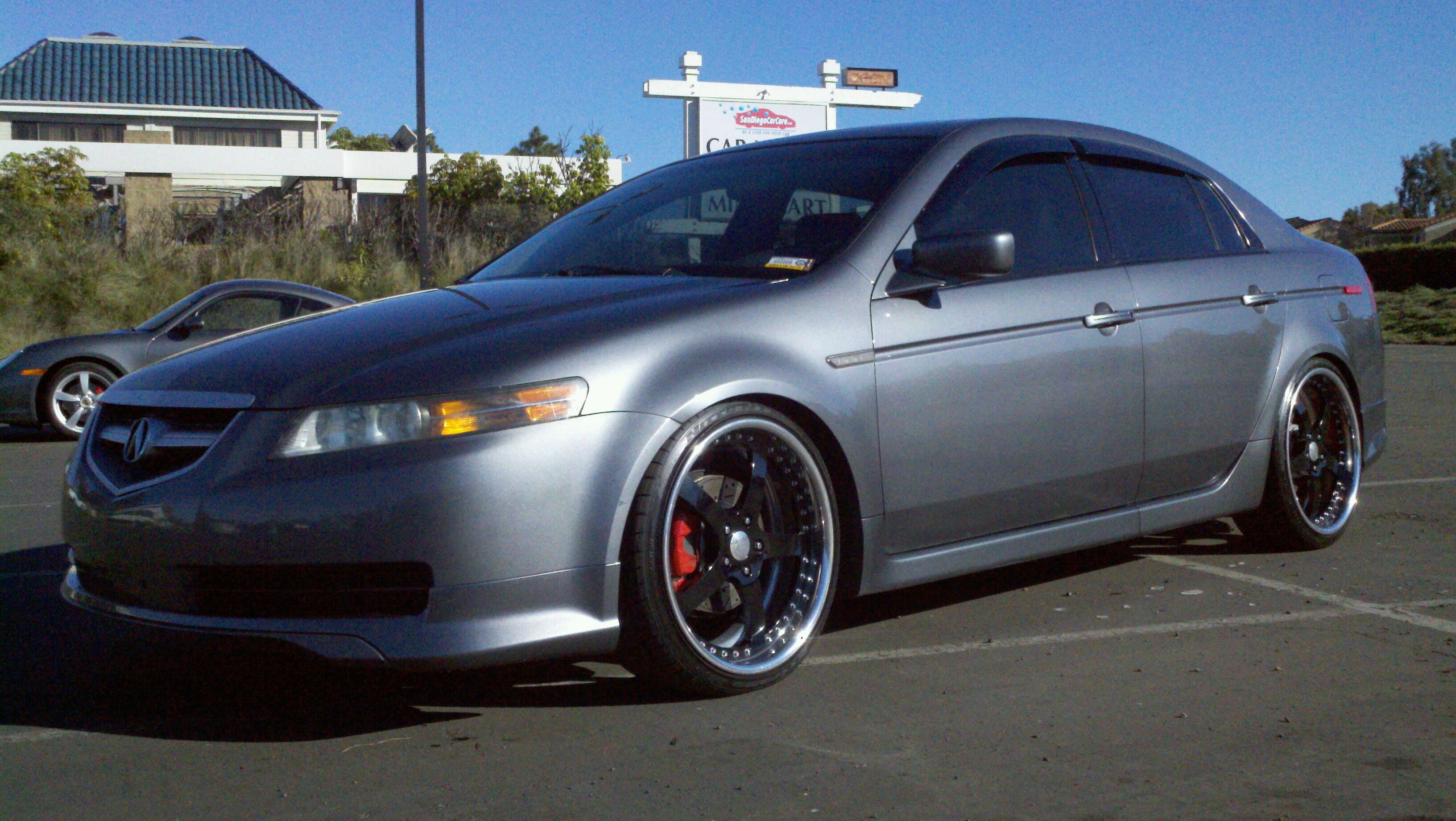 Zarudny 2004 Acura Tl Specs Photos Modification Info At