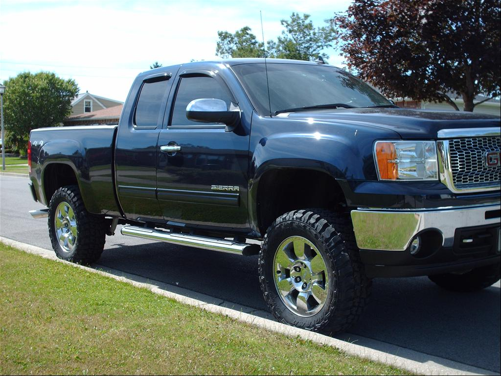 Notfeelinu S 2010 Gmc Sierra 1500 Extended Cab In Attica Ny