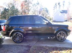 Bigscaless 2009 Land Rover Range Rover Sport
