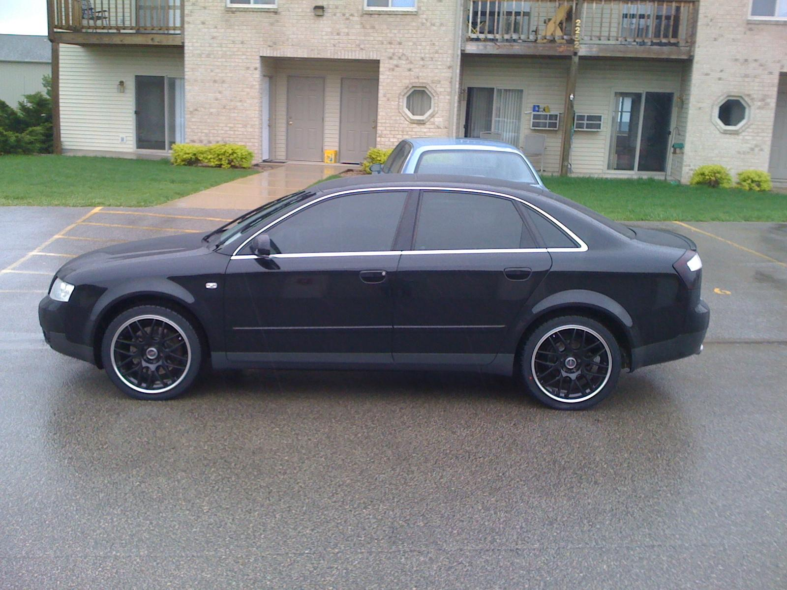 therobvolta 39 s 2002 audi a4 sedan 4d in kaukauna wi. Black Bedroom Furniture Sets. Home Design Ideas